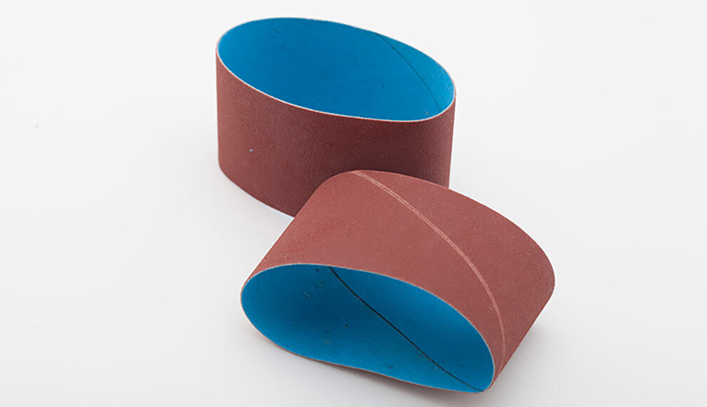 Replacement Abrasive Belts Rough (Pair) Rough abrasive belts 180 grit