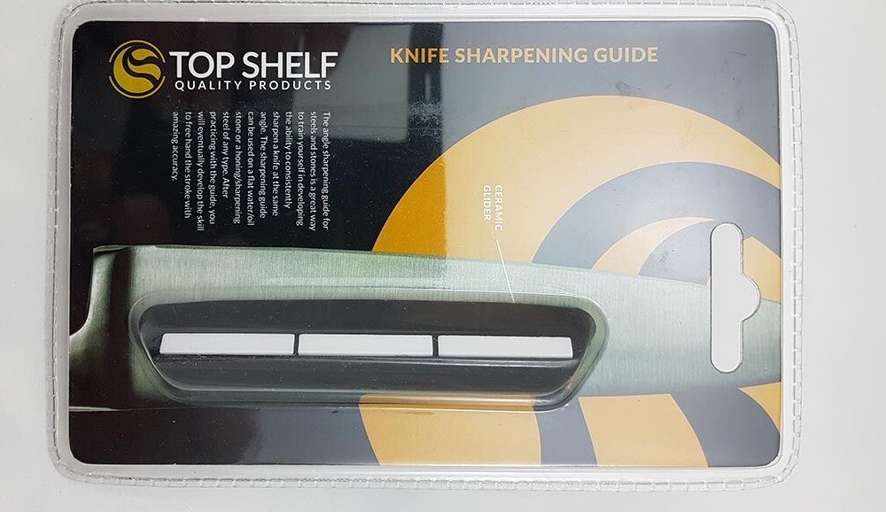 901 - Knife Sharpening Guide in Packaging