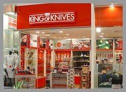 Meet a real 'King of Knives' – Shane Nipperess