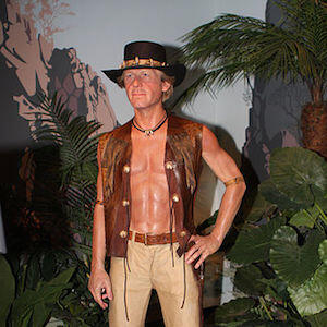 Would the real Crocodile Dundee please stand up