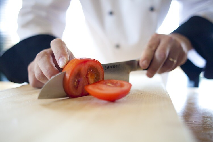 Ten ways to cut it with your kitchen knives
