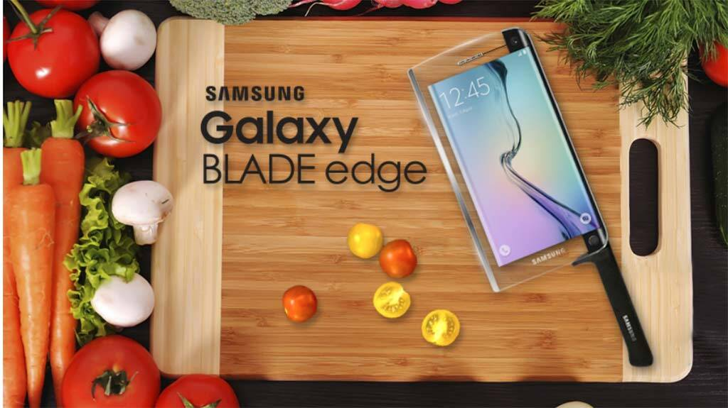 galaxy blade of the future image courtesy of samsung