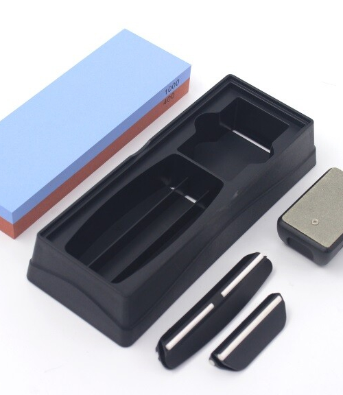 400/1000 grit whetstone sharpening system