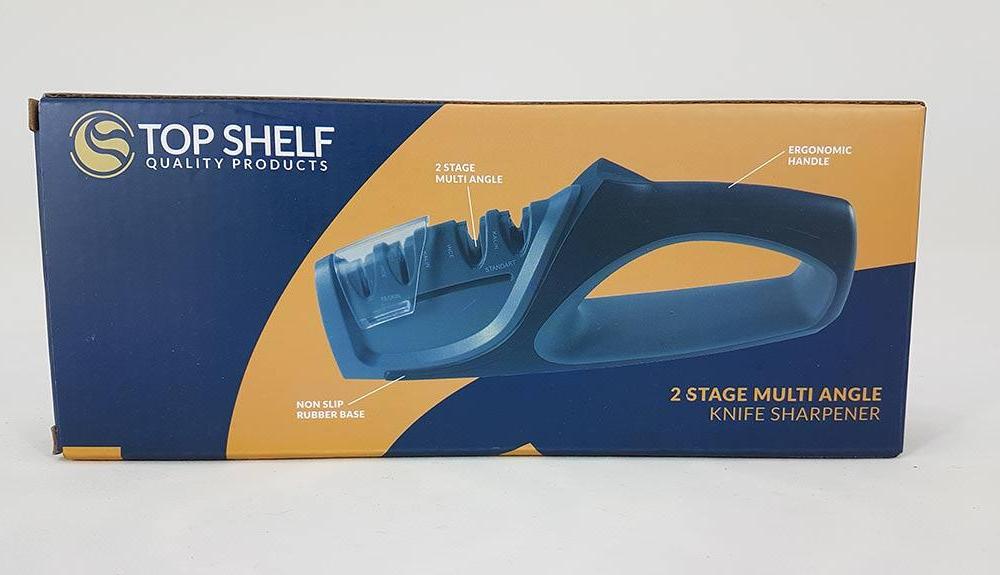 960 - 2 Stage Multi Angle Knife Sharpener